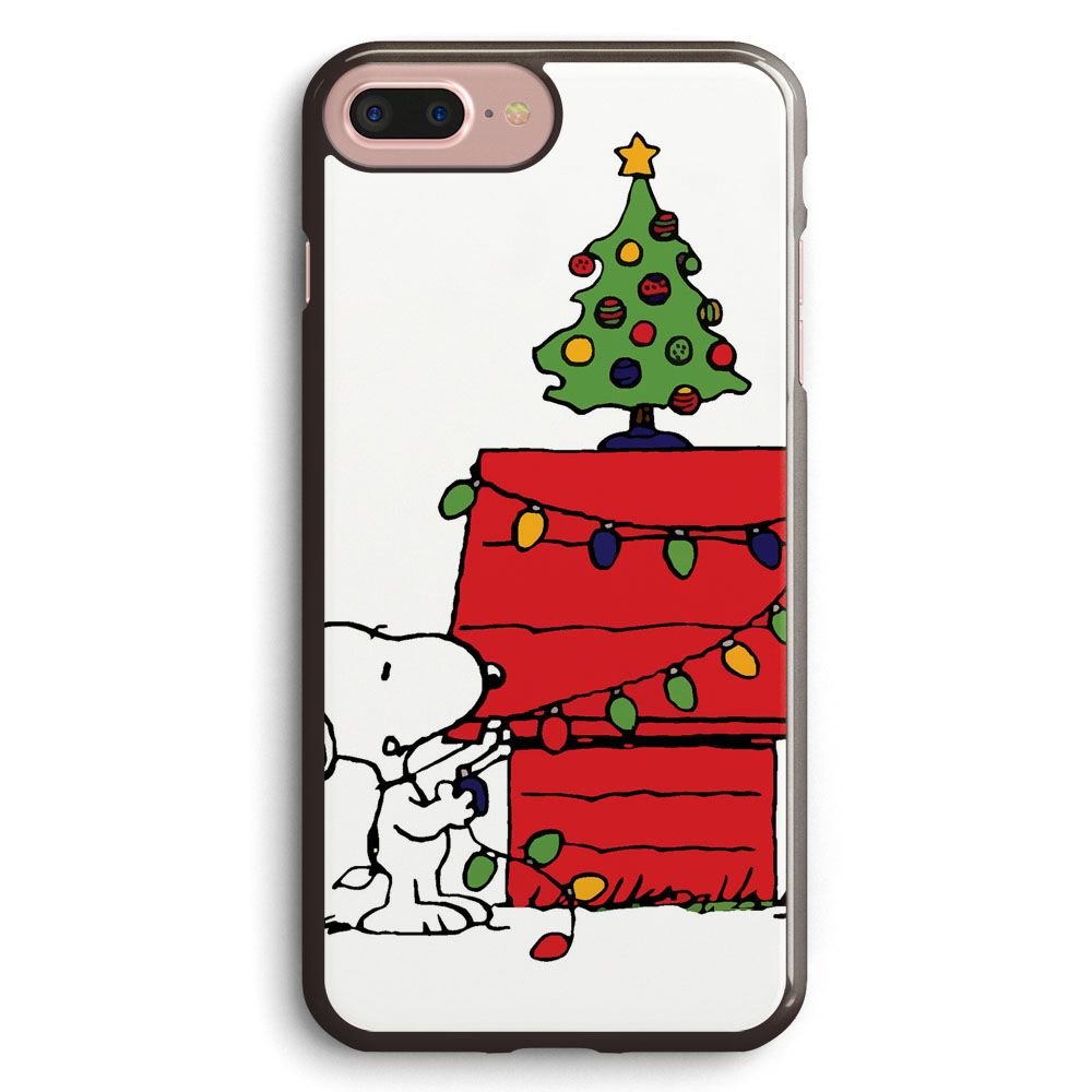 Christmas Snoopy Apple iPhone 7 Plus Case Cover ISVB455   Phone Case ...