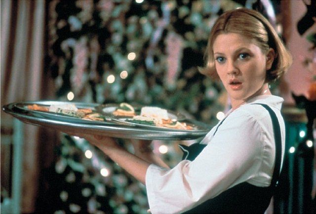 Still Of Drew Barrymore In The Wedding Singer