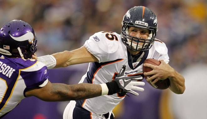 Tebow, the most valuable player in the NFL right now!