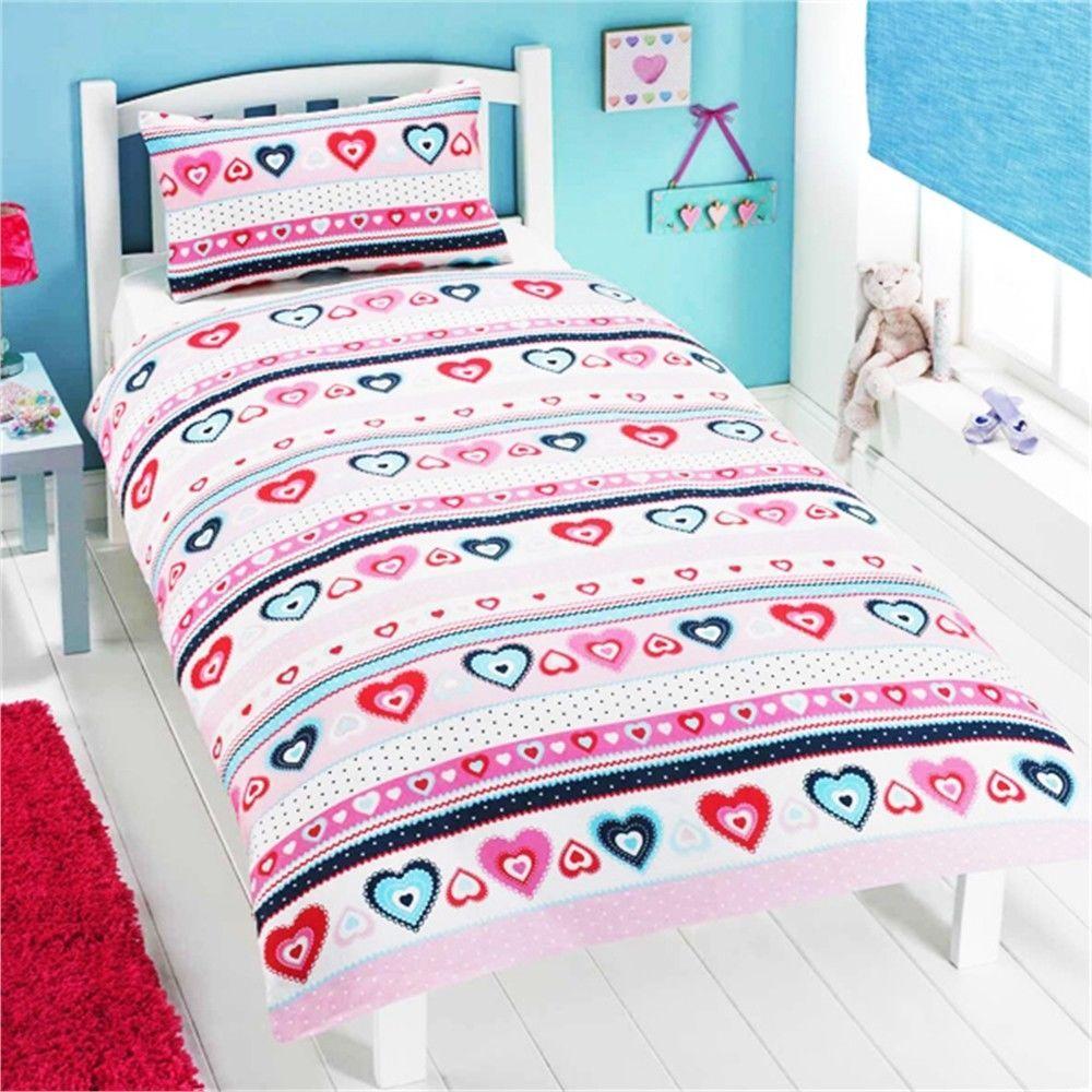 Sally Single Duvet Set Cover Bettwaren Geschenkideen Home