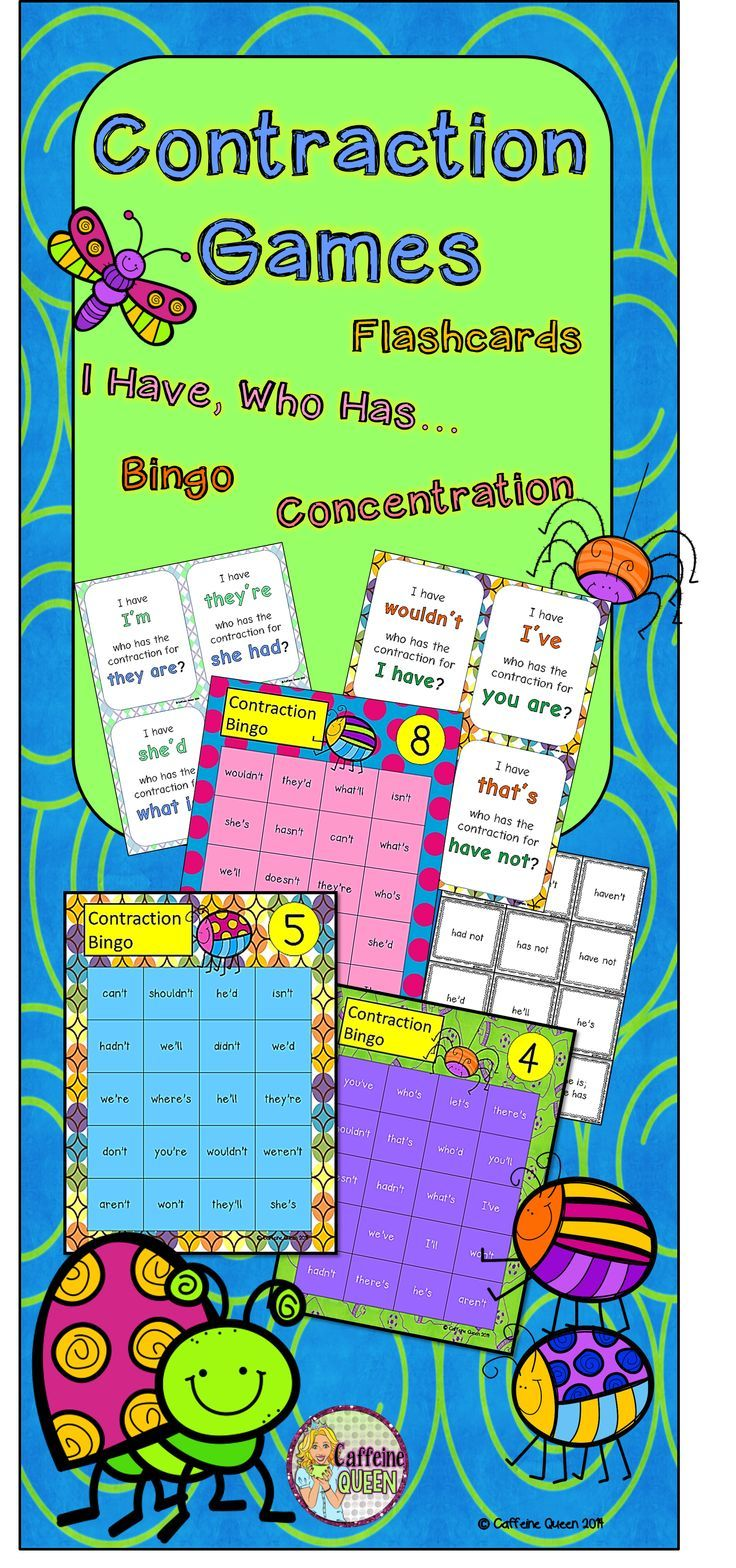 Excited aboutContractions! Contraction games