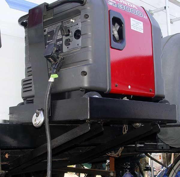 Honda Genterators For Rv And Home Use Honda Honda Generator Generator House