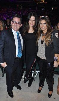 Khloe Kardashian Visits MAIC2012