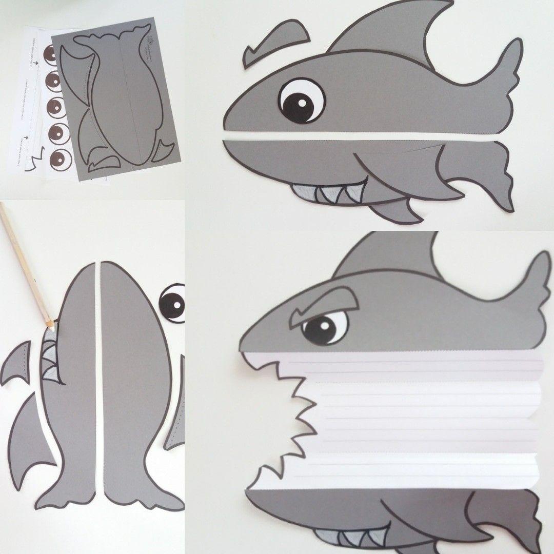Haifisch Kindergeburtstag Www Katelein Com 11