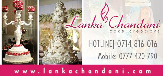 Gorgeous Cakes By Lanka Chandani Sri Lanka Party
