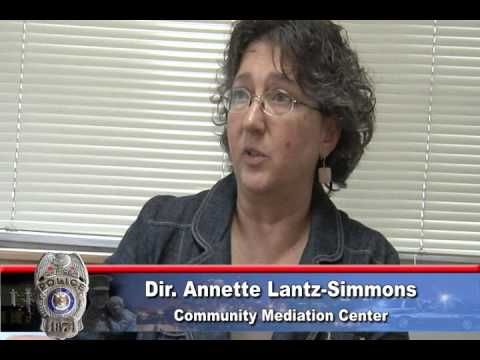 There is help for those with conflict issues. The Community Mediation Center provides help.