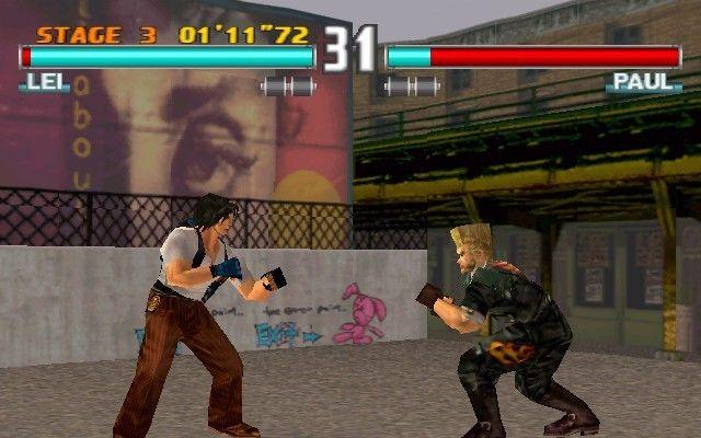Tekken 3 PC Games Gameplay   Tekken 3, Free pc games, Street fighter