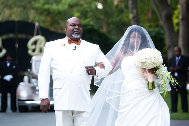 Td Jakes Daughters Wedding.Image Result For Cora Jakes Coleman Wedding Marriageboard