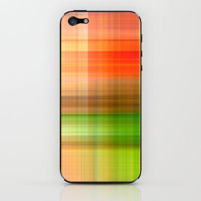 Pattern III iPhone & iPod Skin by Fine2art - $15.00