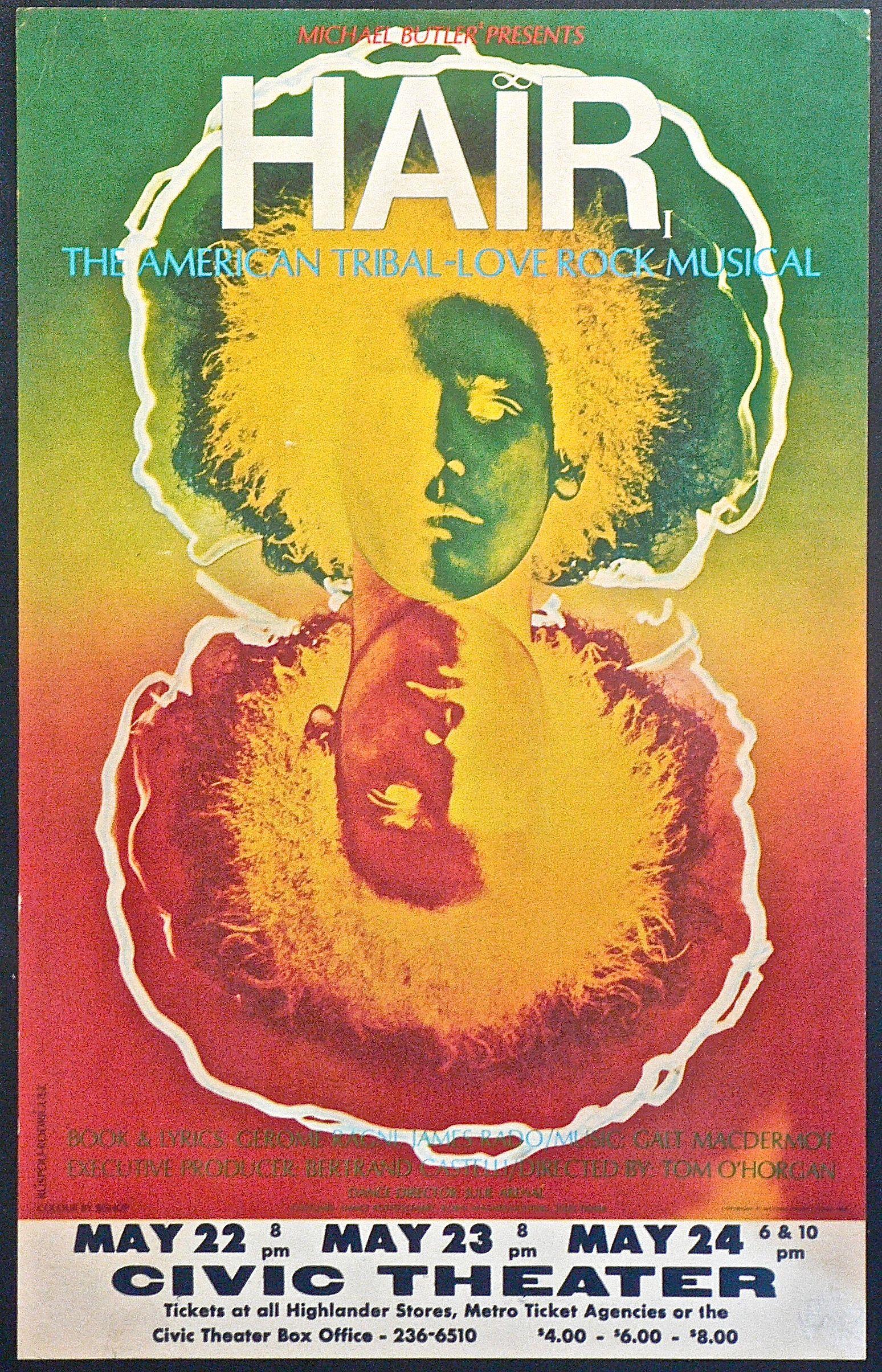 hair the american triballove rock musical original