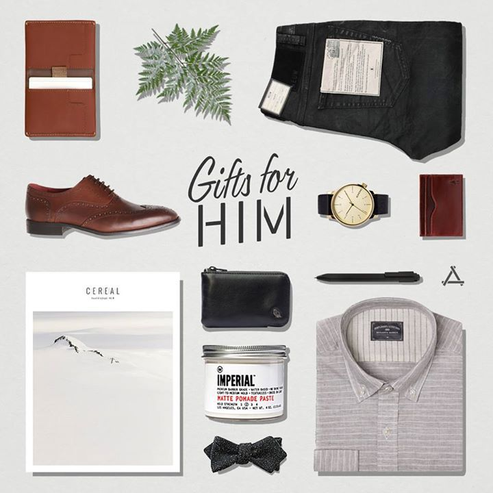 Available instore & online : theassemblystore.com Over 100 fantastic gift ideas for men in the largest curated men's store. Head down to The Assembly Store to shop for your man now!