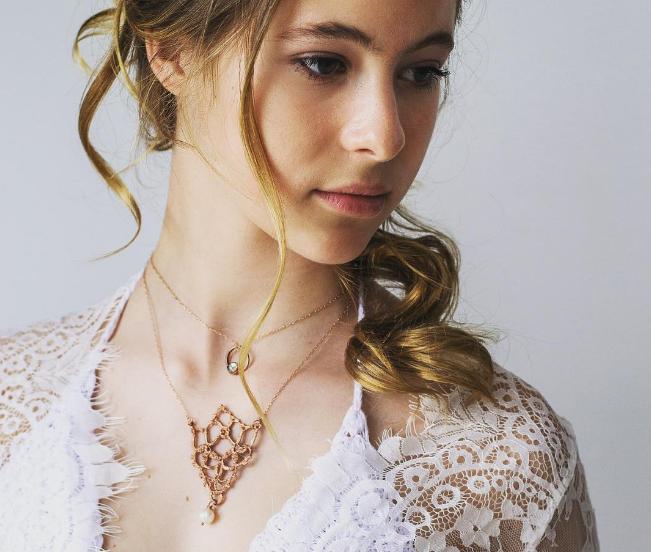 Jewellery For The Boho Chic Wedding Photo