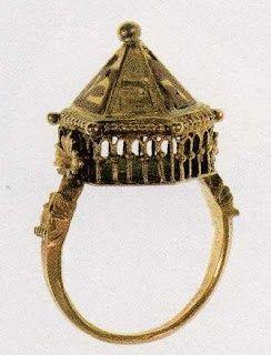 Дикая тварь из дикого леса - Еврейские обручальные коль jewish wedding ring