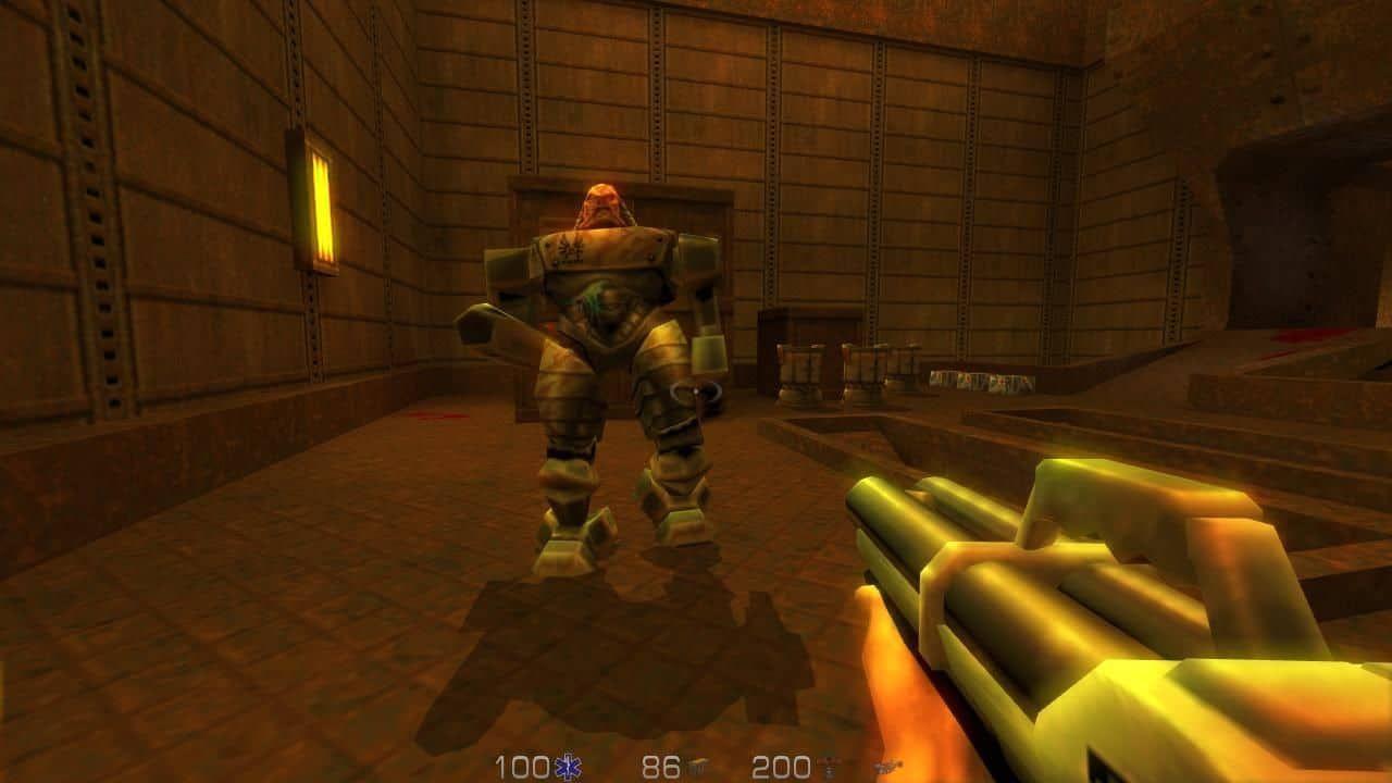 Ein Quake 2-Mod ermöglicht Echtzeit-Ray-Tracing