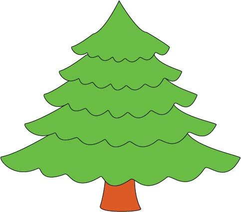 FREE FCM CUT FILES Christmas Tree | Crafts - Brother CutnScan | Scan