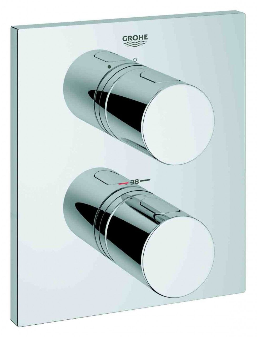 Grohe Grohtherm 3000 Cosmopolitan Thermostat Shower Mixer