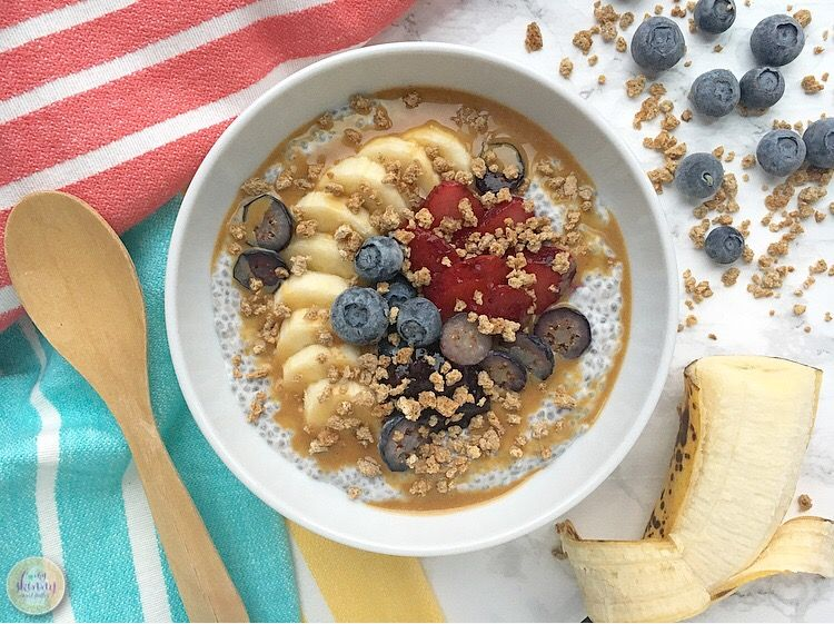 Lightened Up A M Superfoods Bowl From First Watch My Skinny Sweet Tooth Superfood Bowl Recipes Chia Seed Recipes Pudding Superfood Bowl