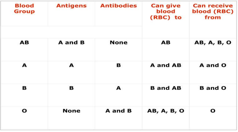 blood type a and relationship compatibility