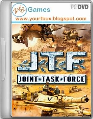 Joint Task Force PC Game - Free Download - Free Full Version
