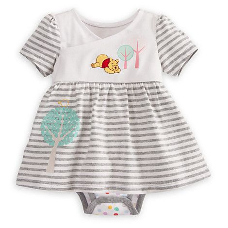 Winnie The Pooh Dress For Baby Dresses Skirts Disney Store