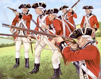 redcoats are coming - Google Search | Red Coats | Pinterest ...