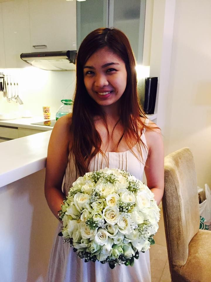 Pin By Thereallatat On Bridal Bouquets And Brides Bride Strapless Wedding Dress Stylists