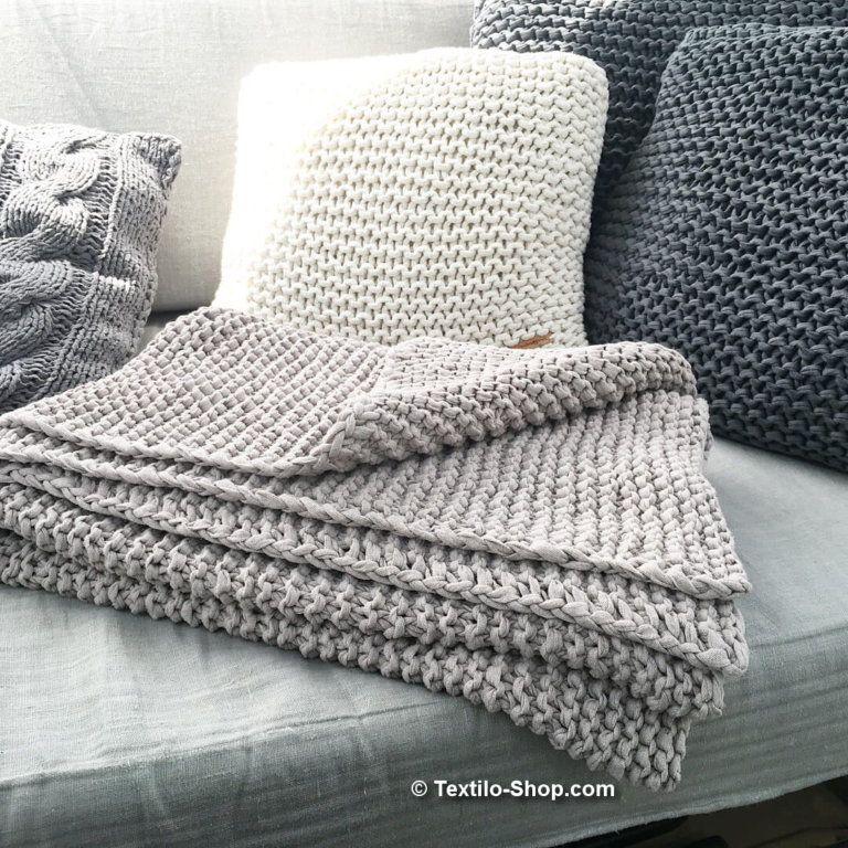 Textilgarn Dicke Wolle Ideen Zum Stricken Hakeln Decke Hakeln Dicke Wolle Wolldecke Stricken Decke Hakeln Einfach