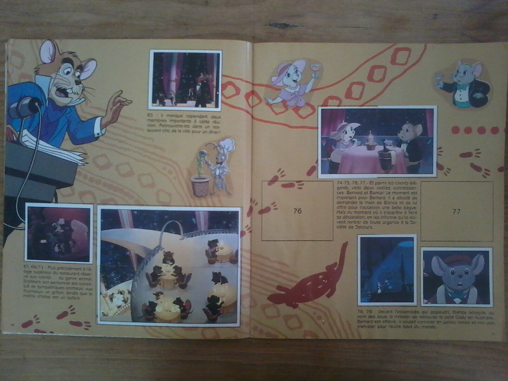 Pin By William Harding On Rescuers 1977 Rescuers Down Under 1990 Sticker Album Album Disney Characters