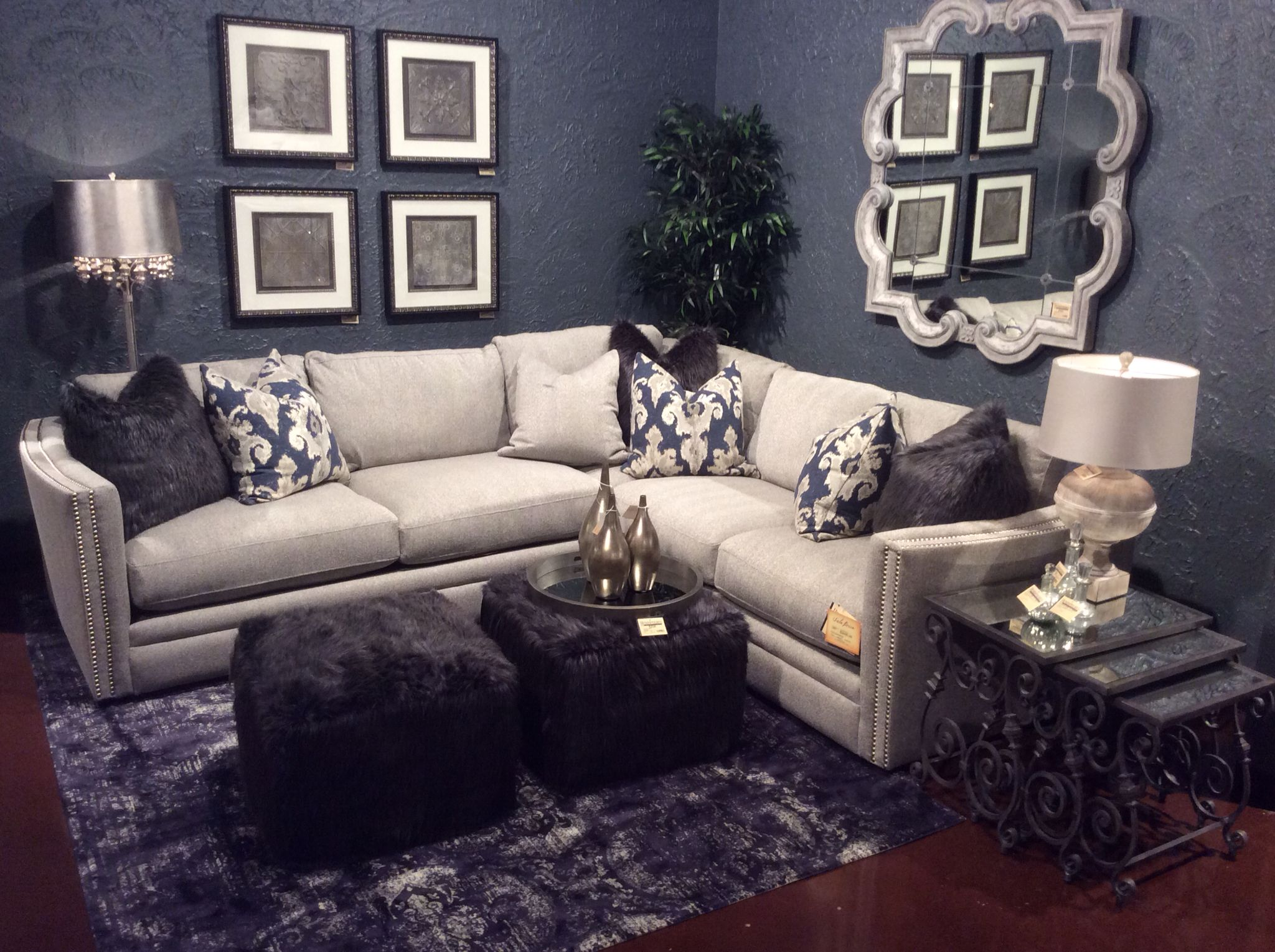 Juliet Shadowood Sectional us