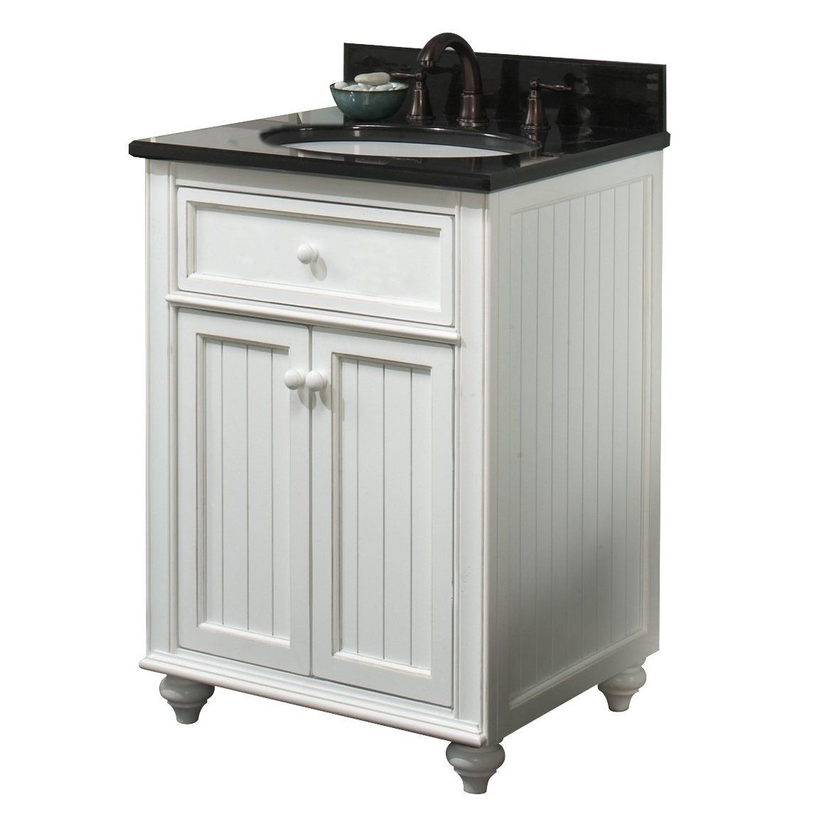 Cottage Retreat Vanity Cabinet 24 Inch Cr2421 By Sagehill Designs Traditional Bathroom Vanities Without Tops Unique