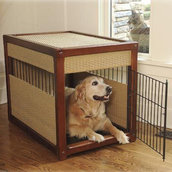 Resin Wicker Dog Crate Dog Crate Portable Dog Kennels Diy Dog