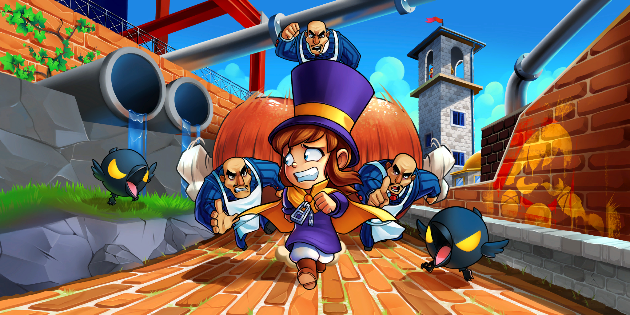 A Hat in Time Loading Screens   Cosas y Cool