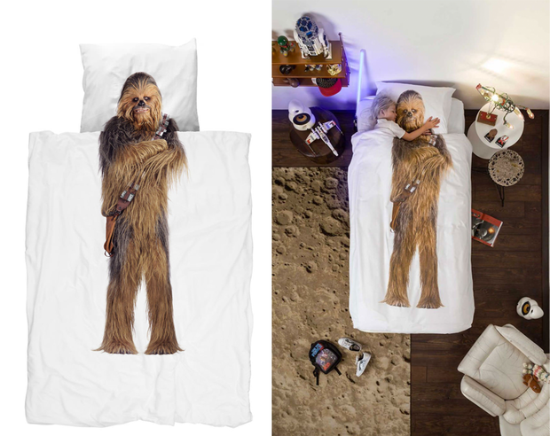 This Bedding Lets Children Achieve Their Dreams of Becoming a Sith Lord | Mental Floss