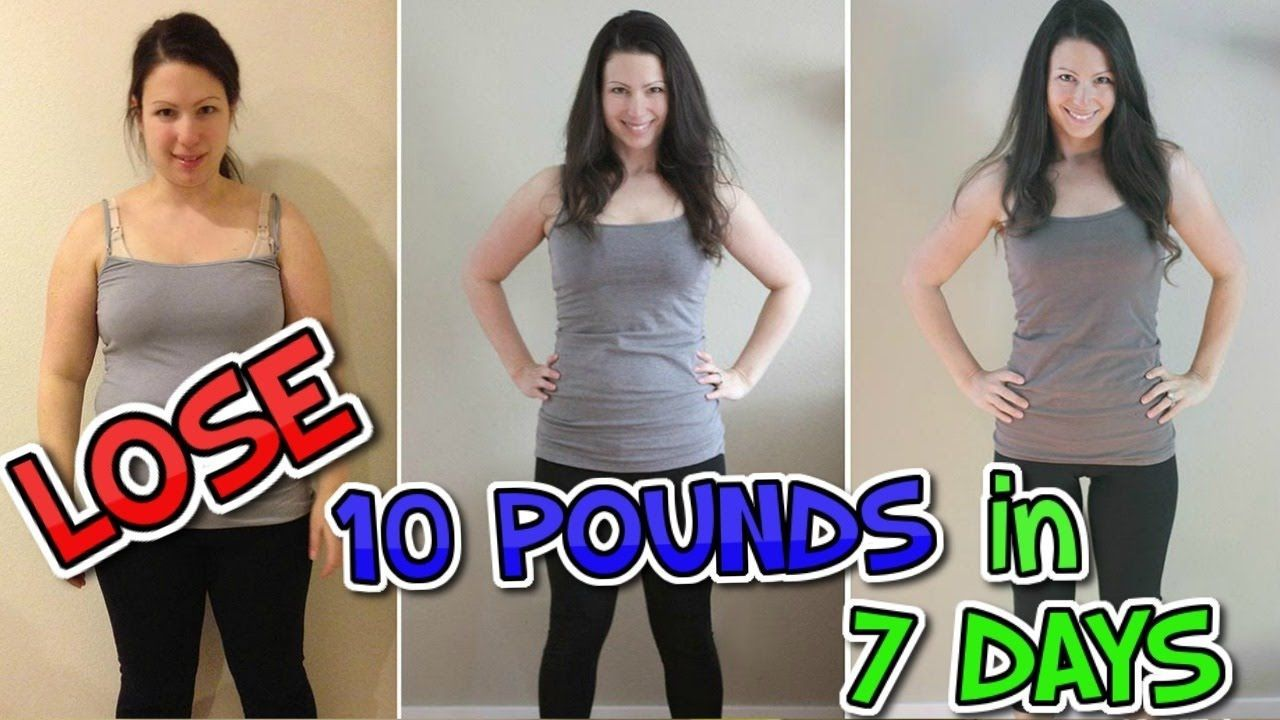 Lose weight loss body hair
