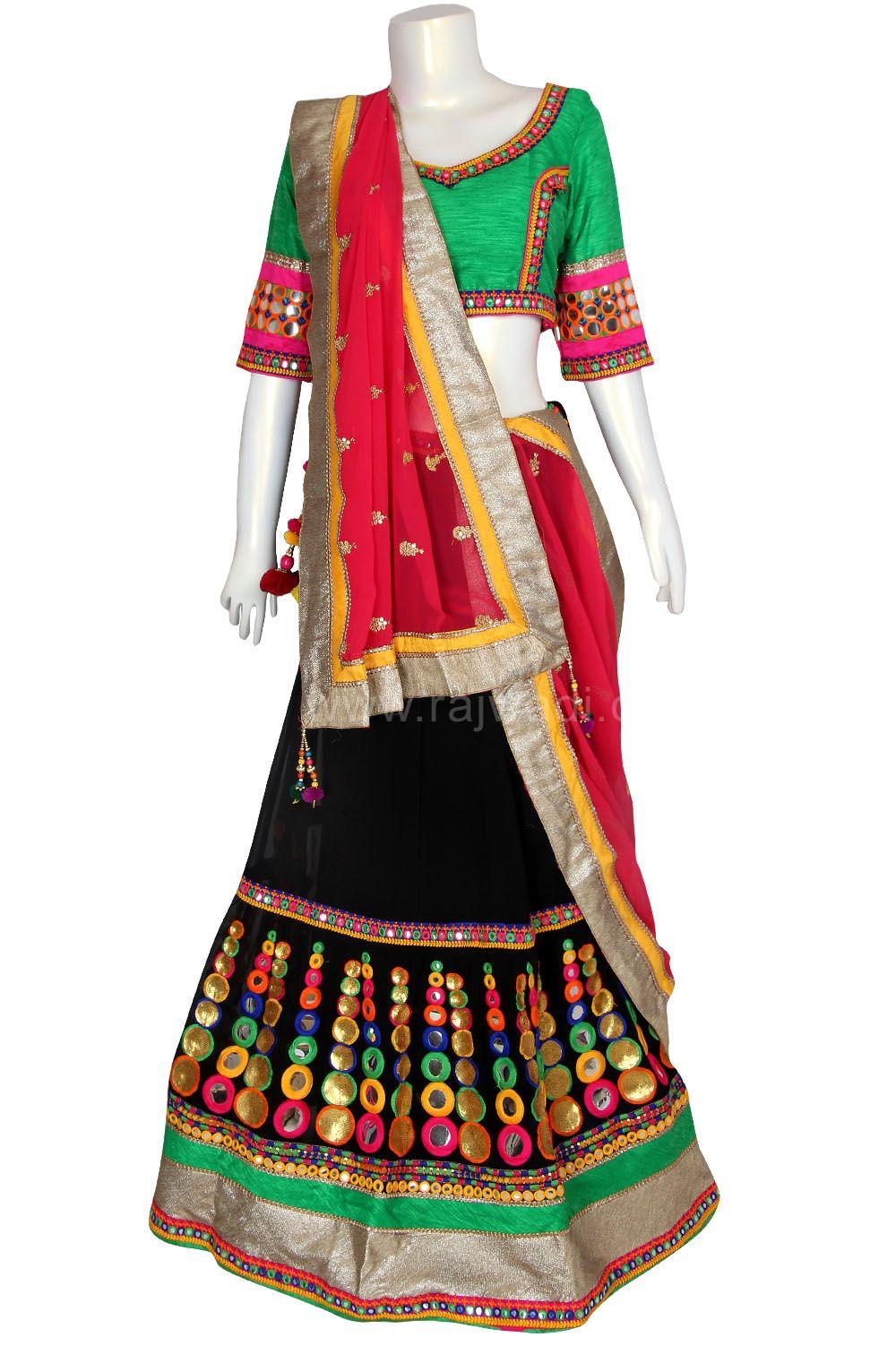 Buy How to garba wear chaniya choli pictures trends