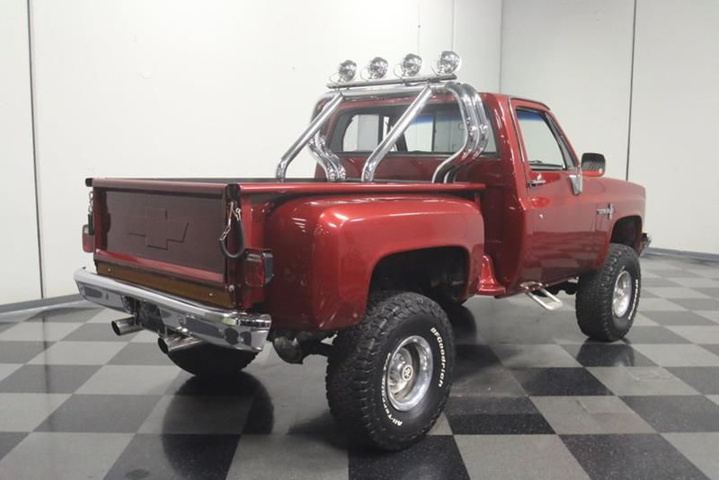 Used 1984 Chevrolet C K 10 Series For Sale Chevrolet Chevy