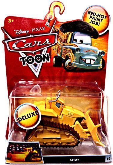 Disney Pixar Cars Toon El Materdor 10 Chuy Lucas Y