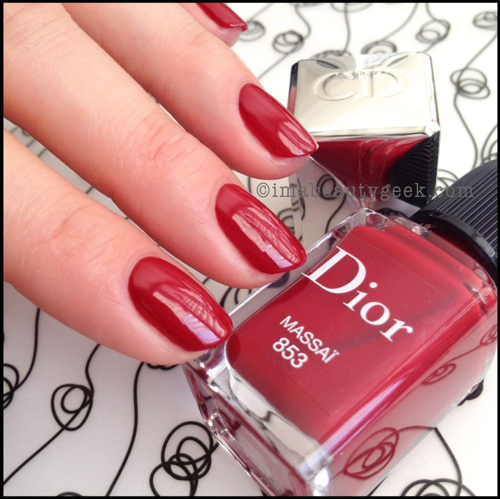 Dior Polish: New Vernis Gel Shine Color, i love u a whole lot #wfaves F/W fave! #wfaves Dior Polish: New Vernis Gel Shine Color, i love u a whole lot #wfaves F/W fave! #wfaves