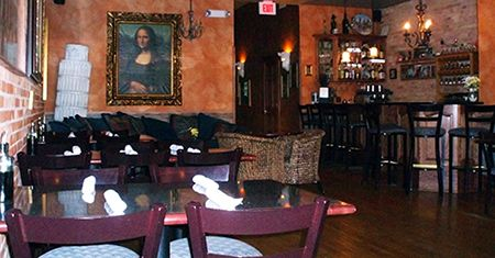 Angelina S Is A Very Good Italian Restaurant In Downtown Green Bay However It Bit Pricey