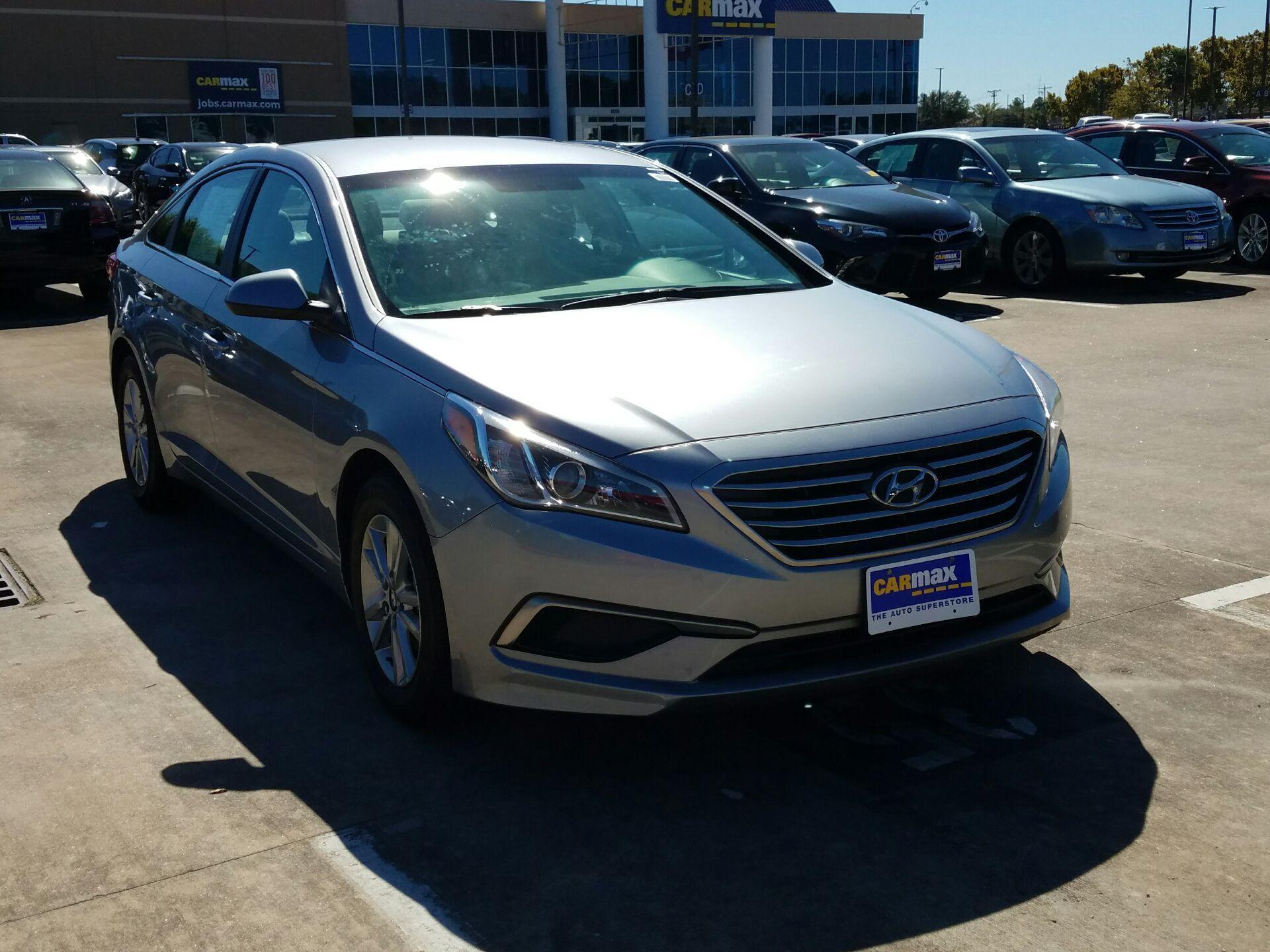 Used 2016 Hyundai Sonata In Houston Texas Carmax