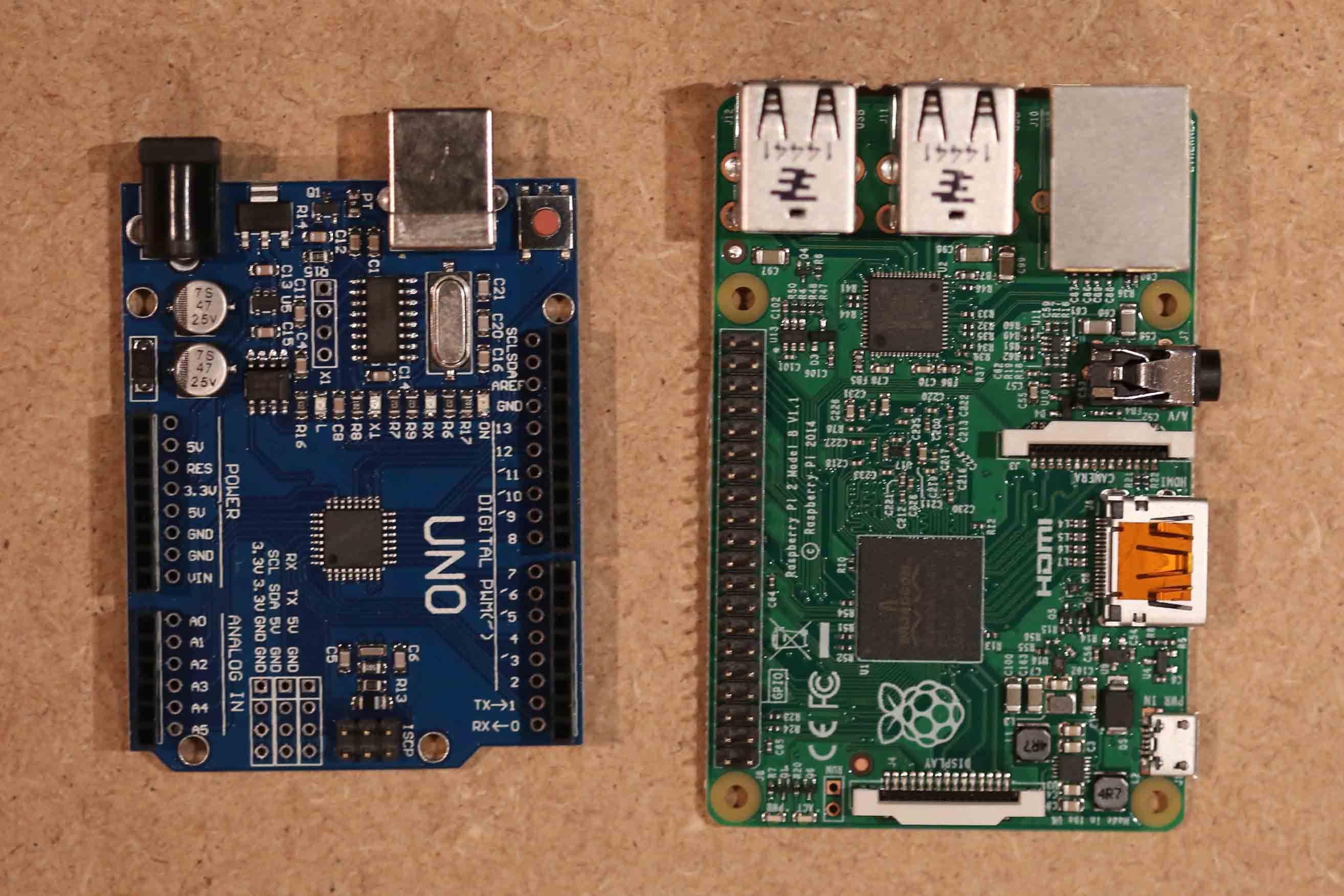 Comment Choisir Entre Raspberry Et Arduino Pour Un Projet