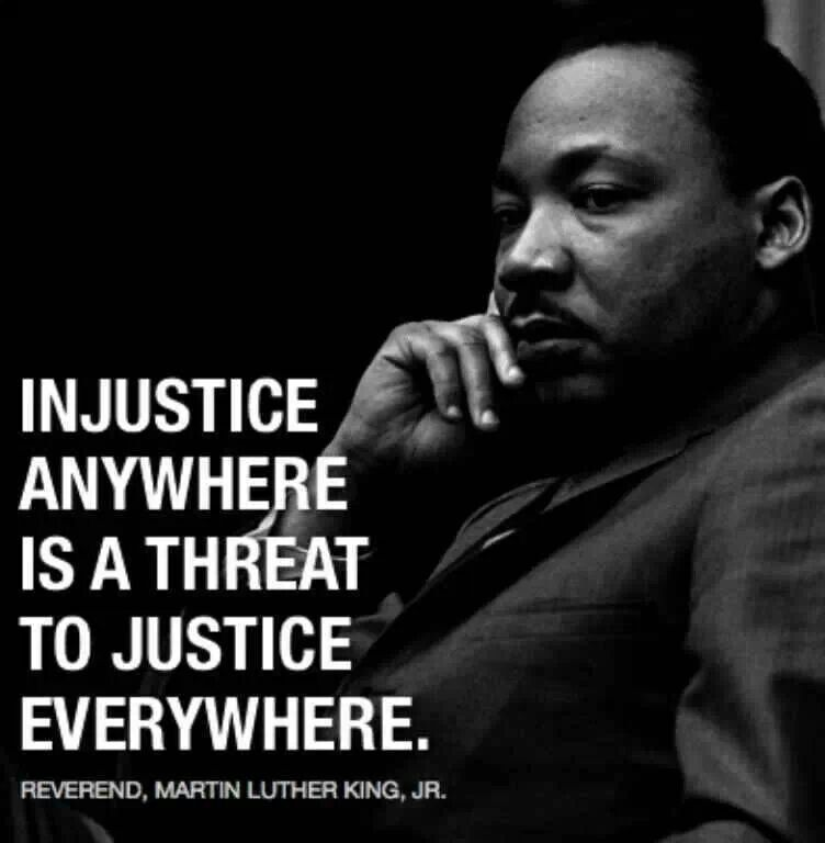 In Just Us Martin Luther King Jr Quotes Social Justice Quotes Martin Luther King Quotes