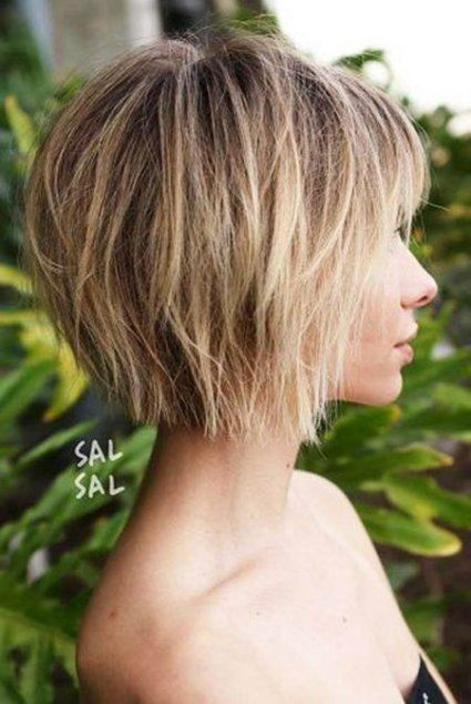 35 New Short Layered Hairstyles #shortlayeredhairstyles