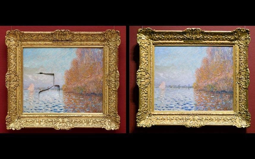 Pictures Of The Day 1 July 2014 Monet Argenteuil Artwork