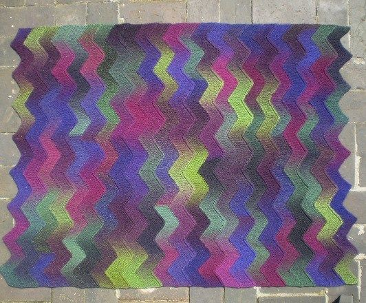 Multi-colored Yarn Knitting Patterns - In the Loop ...