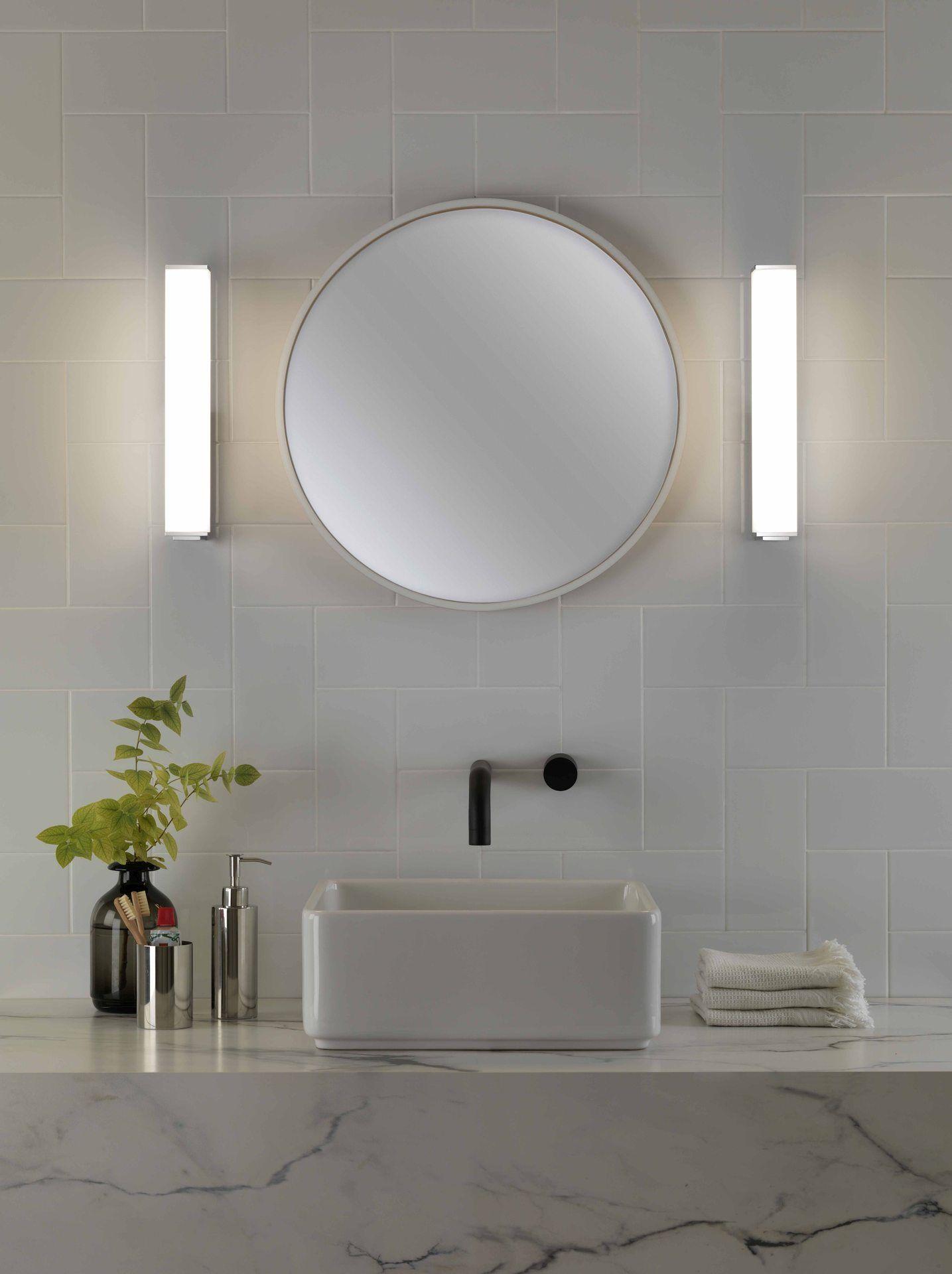 Lampy łazienkowe Karla łazienka łazienka Lampy I Lustra