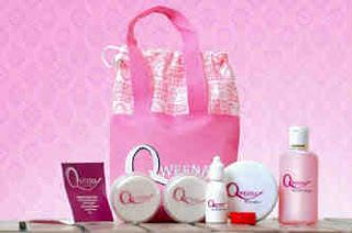 Cream Qweena Agne / Kulit Jerawat