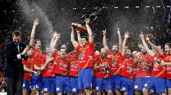 Mundial Balonmano 2013 España Campeona Del Mundo Balonmano Deportes Deporte Español