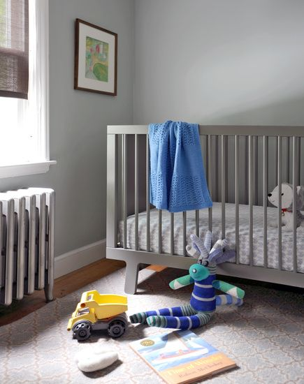 oeuf sparrow crib safety recall craigslist nursery contemporary gray featuring walls framing