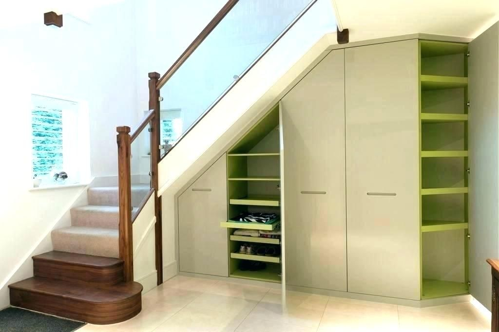 76 Smart Ideas For Under Stairs Storage Space Home Interior